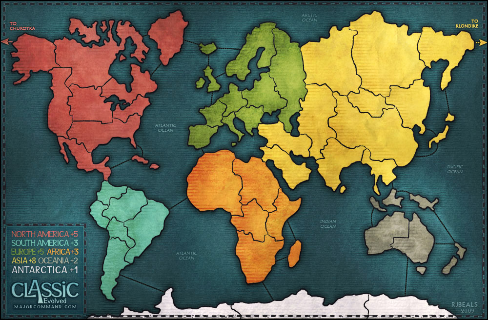 Play Risk Online Free | Major Command Risk Game Strategy