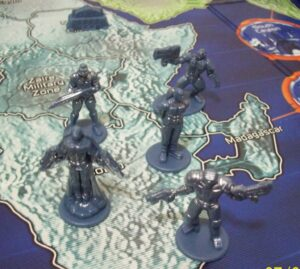 risk 2210 ad Game play