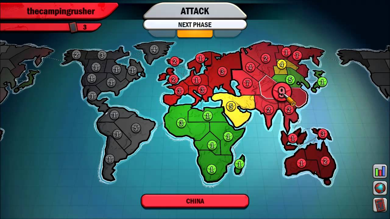risk online game
