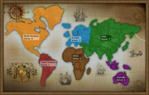 Lux Delux Map Bonuses
