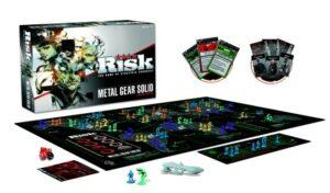 risk conquer the world Box Board and Pieces