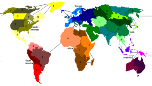 Risk Countries Map