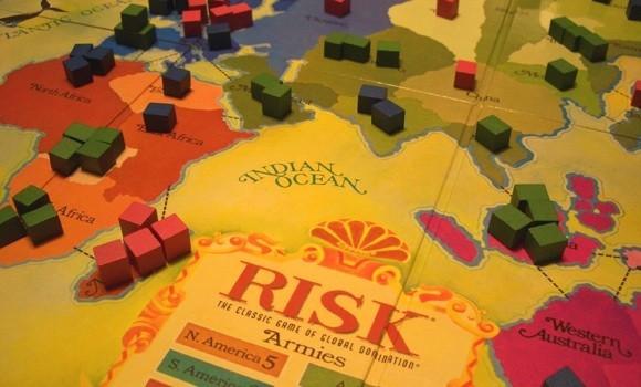 Kids Online Risk Game