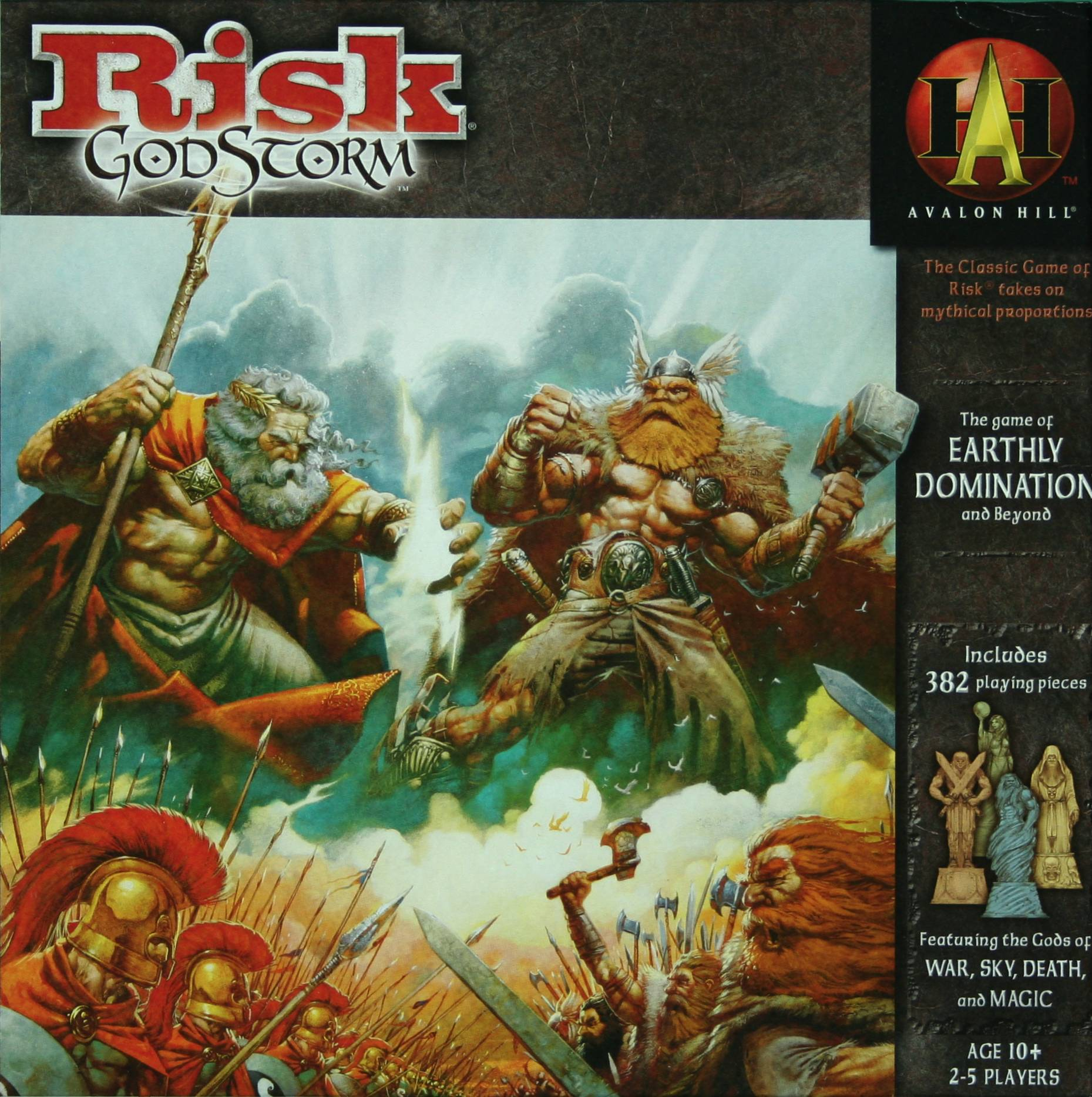 Risk: Godstorm Box Cover Strategy