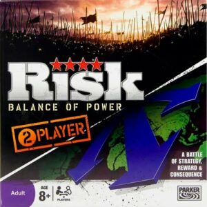 RISK: Balance of Power Boxart