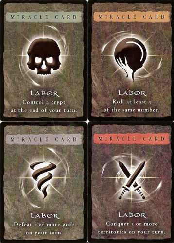 Risk: Godstorm Cards Strategy Guide