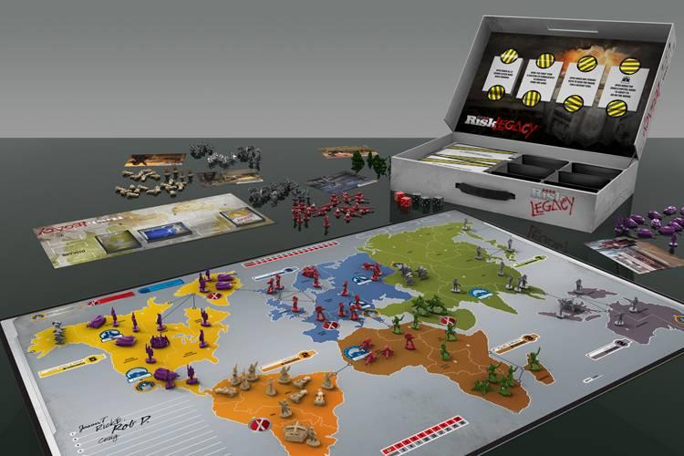 Risk Legacy Complete Set