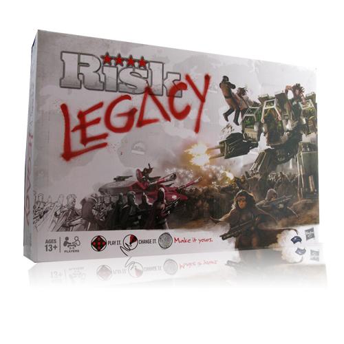 Risk Legacy Game Box